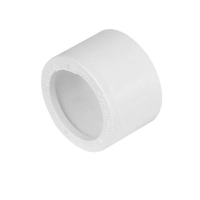 Picture of UPVC SOLVWELD REDUCER 40X32MM BRIGHT WHITE