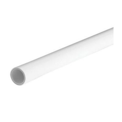 Picture of 15mm x 3m LENGTH PB BARRIER PIPE WHITE