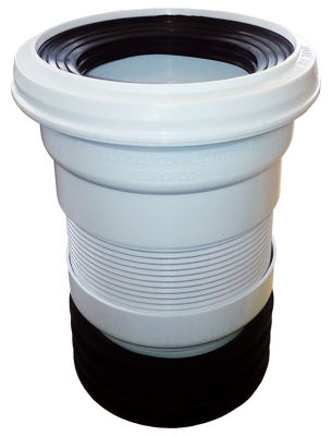 Picture of  SHORT EXTENTABLE PAN CONN 200-350mm(METAL RIBBED)