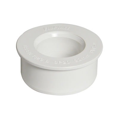 Picture of 50mmWHITE SOLVENT BOSS ADAPT