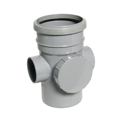 Picture of 110mm GREY ACCESS PIPE-S&S