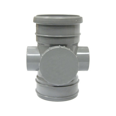 Picture of 110mm GREY ACCESS PIPE-S/SW