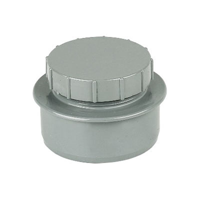 Picture of 110mm GREY ACCESS PLUG