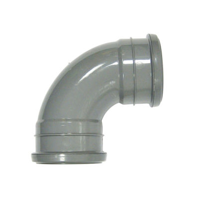Picture of 110mm GREY 92.5* BEND-DS