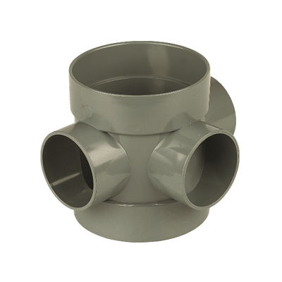 Picture of 110mmO/Grey SHORT BOSS PIPE