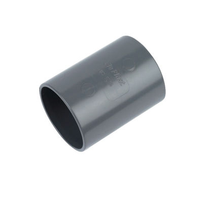 Picture of 40mm GREY ABS STR.COUPLING