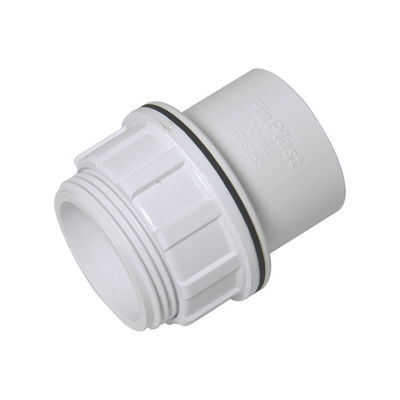 Picture of 40mmWHITE ABS TANK CONNECTOR