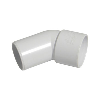 Picture of 40mm WHITE ABS 135*CONV.BEND