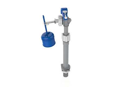 Picture of DUDLEY HYDROFLO FLOAT VALVE B/E PLASTIC TAIL
