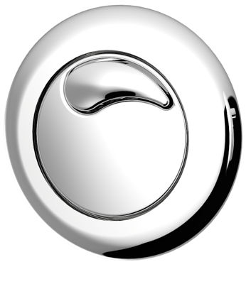 Picture of DUDLEY MINIFLO 51mm DUAL FLUSH ROUND BUTTON