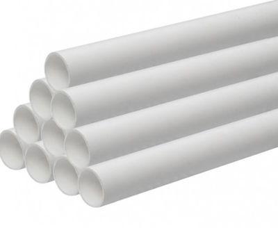 Picture of UPVC SOLV WELD 3M PIPE X 40MM BRIGHT WHITE