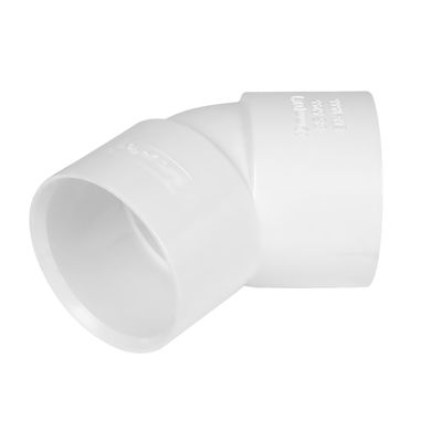 Picture of UPVC SOLVWELD 135 BEND X 32MM BRIGHT WHITE