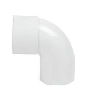 Picture of UPVC SOLVWELD 90 CONVBNDX50MM BRIGHT WHITE