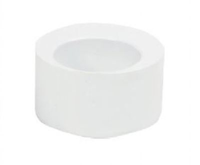 Picture of UPVC SOLVWELD REDUCER 50X32MM BRIGHT WHITE