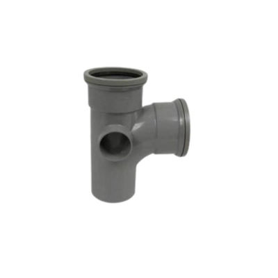 Picture of 110mm RING SEAL SOIL PIPE CLIP GREY