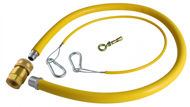 """Picture of CATERING HOSE 1000mm x 1/2"""" QUICK RELEASE"""