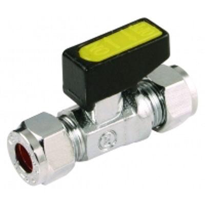 Picture of MINI BALLVALVE CxC 8mm