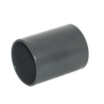 Picture of UPVC SOLV WELD ST CPLG X 40MM BLACK