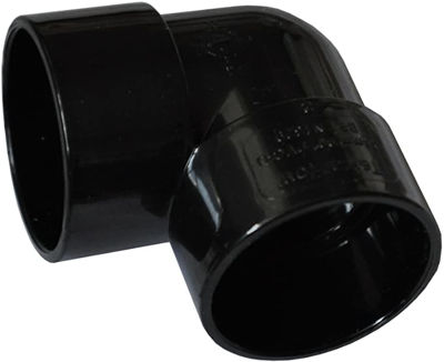 Picture of UPVC SOLVWELD 90CONVBENDX32MM BLACK