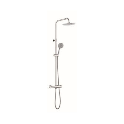 Picture of CHROME SHOWERKIT WITH THERMOSTATIC MIXER