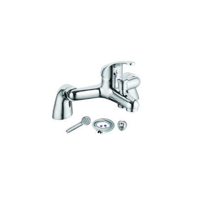 Picture of BATH/SHOWER MIXER SET SNGL LEV 35mm CARTRIDGE