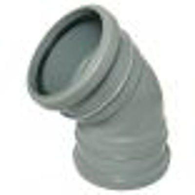 Picture of 110mm GREY 135* BEND DS