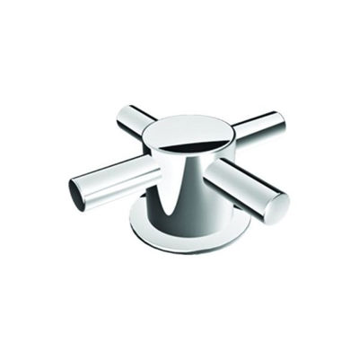 Picture of THREE CROSS HANDLES FOR TORRENT SHOWER VALVES