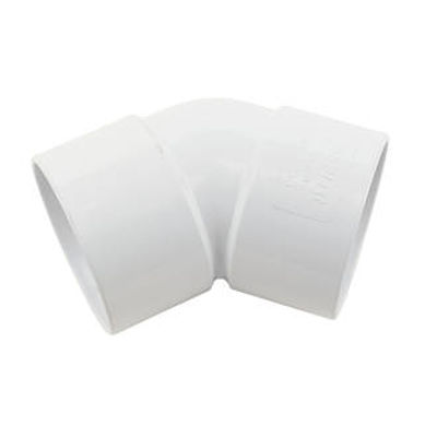Picture of UPVC SOLV WELD 135BEND X 50MM BRIGHT WHITE