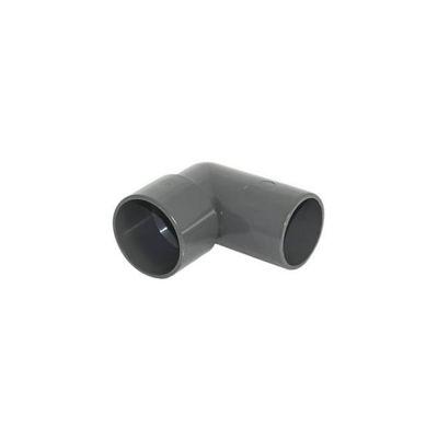 Picture of UPVC SOLVWELD 90 CONVBNDX50MM BLACK