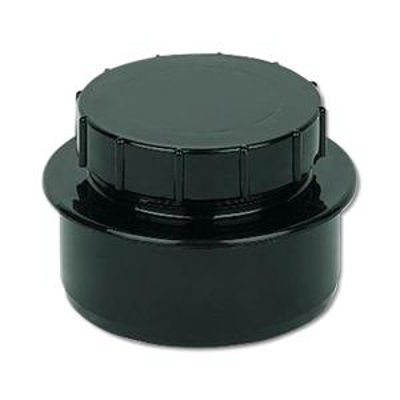 Picture of 110mm BLACK ACC. PLUG