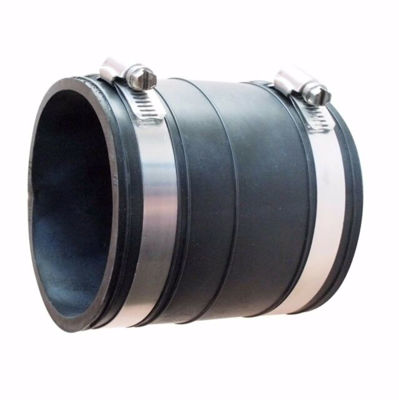 """Picture of FLEXI COUPLING 6"""" CLAY"""