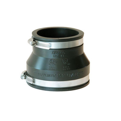 """Picture of HEFCO FLEXI COUPLING 8"""" x 6"""""""