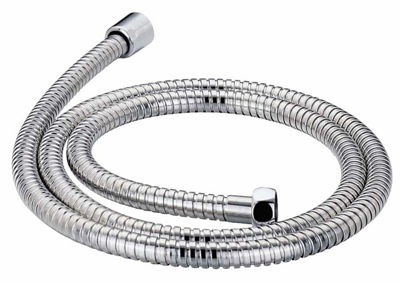 Picture of STAINLESS STEEL CHROME DOUBLE LOCK HOSE 1.5M