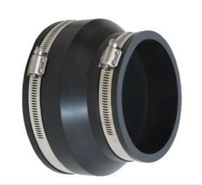 Picture of FLEXIBLE SOIL COUPLING 6in x 4in