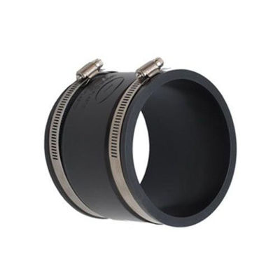 """Picture of HEFCO COUPLING 8"""" C.I./PLST"""