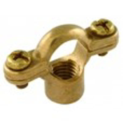 Picture of DIE CAST SINGLE RING CLIP 22MM